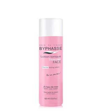 Picture of Byphasse Gentle Toning Lotion With Rosewater 500ml