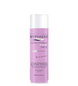 Picture of Byphasse Purity Toner lotion Witch Hazel Water And Orange Blossom 500ml
