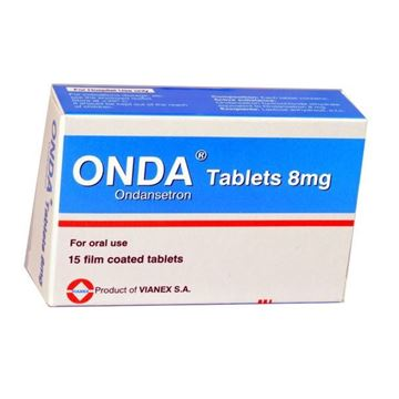 Picture of Onda 8mg 15 Tablets