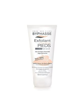 Picture of Byphasse Home Spa Experience Comfort Foot Scrub 150ml