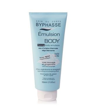Picture of Byphasse Home Spa Experience Toning Body Emulsion 350 ml