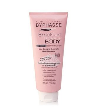 Picture of Byphasse Home Spa Experience Soothing Body Emulsion 350 ml