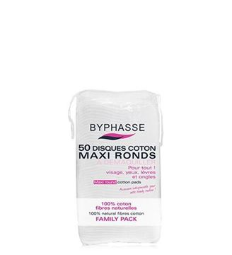 Picture of Byphasse Maxi Round Cotton Pads 50pad.