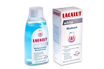 Picture of LACALUT White Mouthwhash