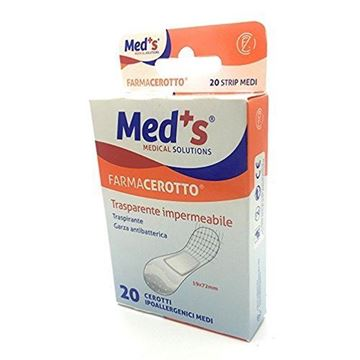 Picture of Med+s Transparente impermeabile