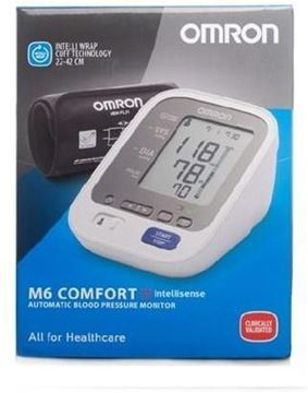Picture of Omron M6 Comfort Blood Pressure Monitor
