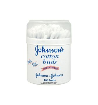 Picture of Johnson's Pure Cotton buds 100