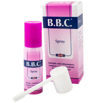 Picture of BBC Spray Mouth & Throat Spray