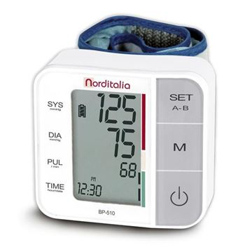 Picture of Norditalia Blood Pressure Monitor (Wrist Type)