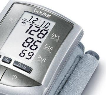 Picture of Beurer blood pressure monitor (Wrist)