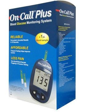 Picture of On Call Blood Glucose Monitoring System