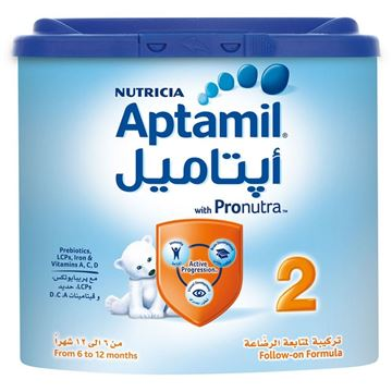 Picture of Aptamil 2 Follow On Formula Milk, 400g