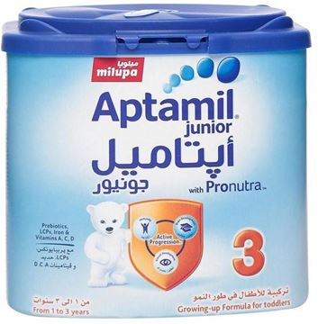Picture of Aptamil Junior 3 Growing Up Milk, 400g