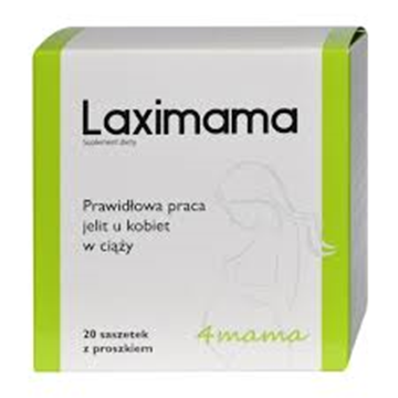 Picture of Laximama 20sachets