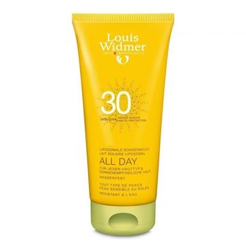 Picture of Louis Widmer All Day Sun Milk High SPF 30