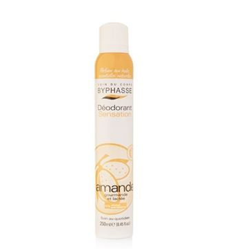 Picture of Byphasse Deodorant Spray Almond 250ml