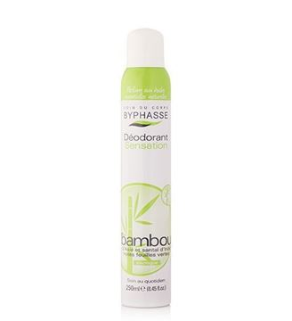 Picture of Byphasse Deodorant Spray Bamboo Extract 250ml