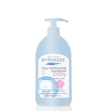 Picture of Byphasse Gentle Cleansing Baby Micelar Water 500ml