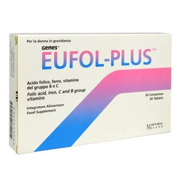 Picture of Eufol- Plus Tablets