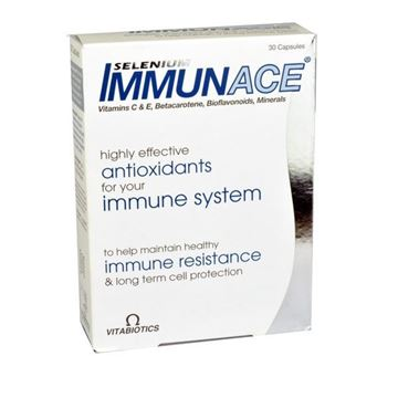 Picture of Vitabiotics Immunace