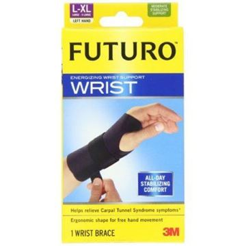 Picture of Futuro Energizing Wrist Support Light Hand L-XL,