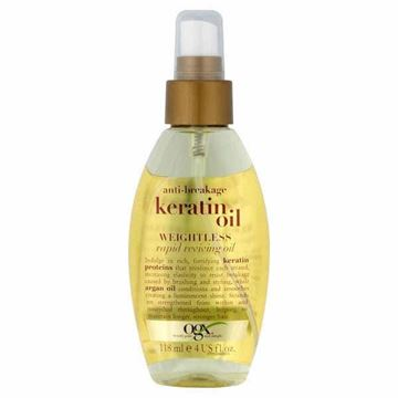 Picture of OGX Keratin Oil Rapid Reviving Oil 118ml