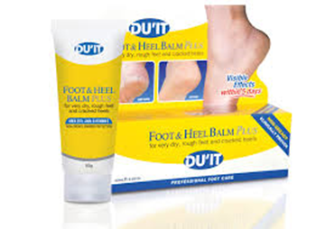 Picture of DU'IT foot & heel balm plus