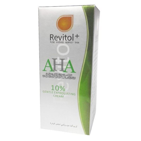 Dowa Health Shop In Kuwait Revitol Aha 10 Gentle Exfoliating Cream