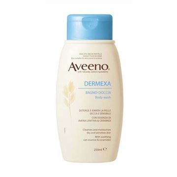 Picture of Aveeno Dermexa Emollient Body Wash 250ml