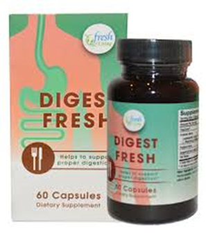 Picture of Digest Fresh 60Cap