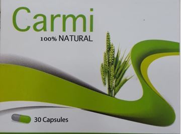 Picture of Carmi 100% Natural 30 cap