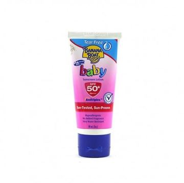 Picture of Banana Boat Baby Sun Protection Lotion SPF50 90 ml