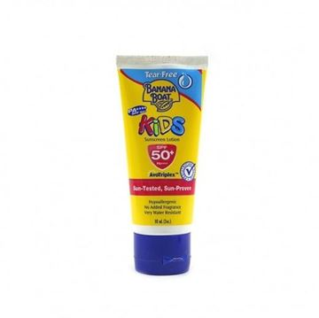 Picture of  BANANA BOAT KIDS SUNSCREEN LOTION SPF-50 TUBE 90 ML