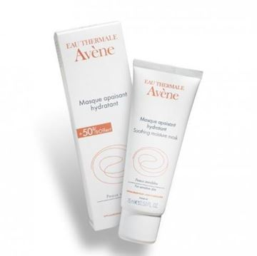 Picture of Avene Soothing Moisture  Mask