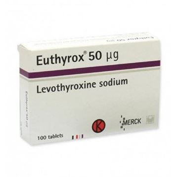 Picture of Euthyrox 50 mcg