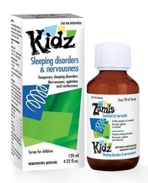 Picture of Kidz Sleeping Disorders & Nervousness 120ml