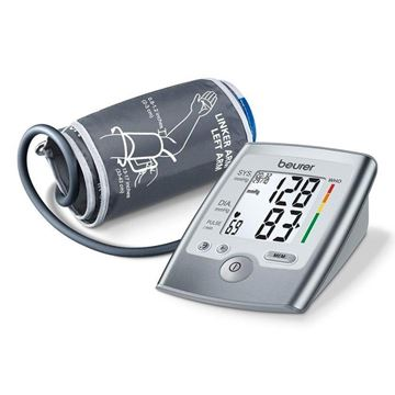 Picture of beurer blood pressure monitor BM35