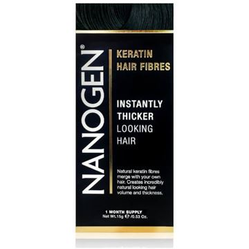 Picture of Nanogen hair thickneing fiber