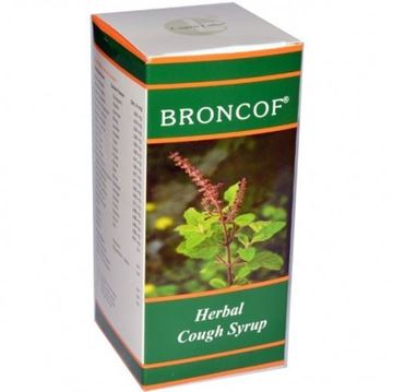 Picture of Broncof Herbal Cough Syrup 150 ml
