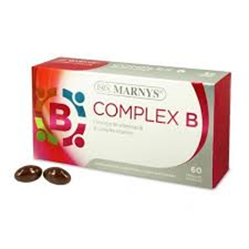 Picture of Marnys Complex B Capsules
