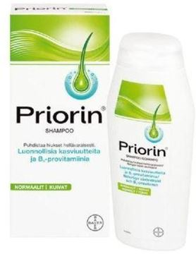 Picture of Priorin Shampoo Normal / Dry 200ml