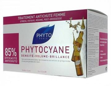 Picture of Phyto Phytocyane Ampouls 12*7.5ml