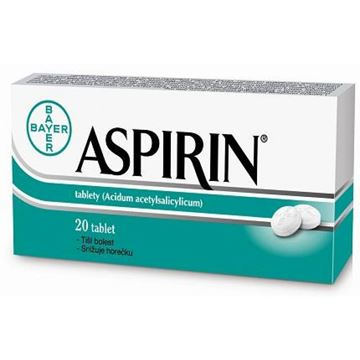 Picture of Aspirin Tablets 500 mg
