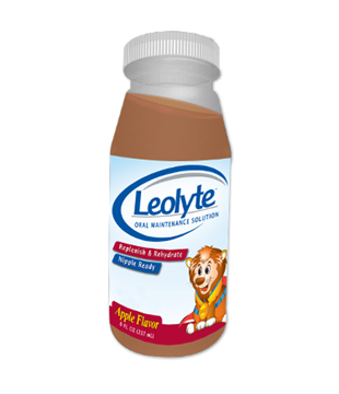 Picture of Leolyte Oral Solution Apple Flavor