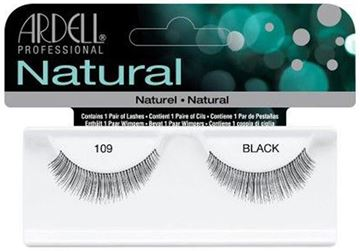 Picture of Ardell Eyelash Natural Lashes 109 Black