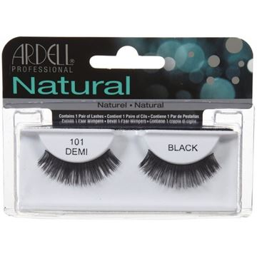 Picture of Ardell Eyelash Natural Lashes 101 demi Black