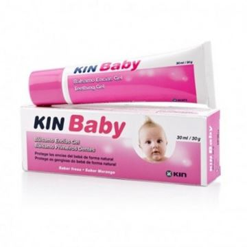 Picture of Kin Baby Teething Gel 30gm