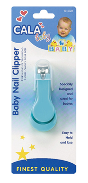 Picture of Cala BABY NAIL CLIPPER