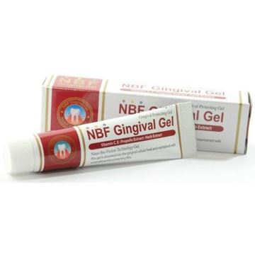 Picture of NBF Gingival Gel 30g