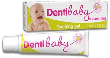 Picture of Denti baby Teething Gel 25ml